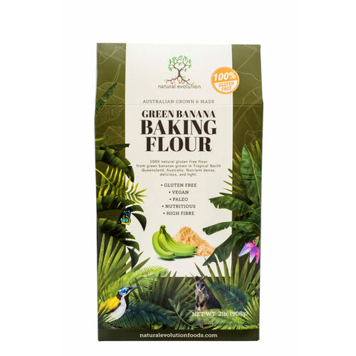 Green Banana Baking Flour  908g