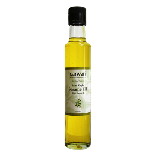 Extra Virgin Sesame Oil 250ml