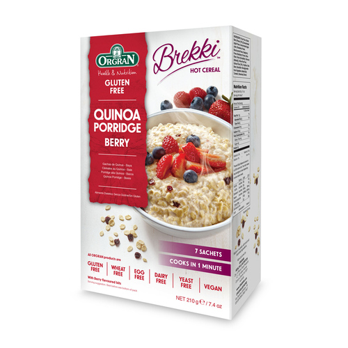 Berry Quinoa Porridge 210g