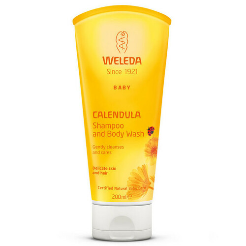 Calendula Shampoo & Body Wash