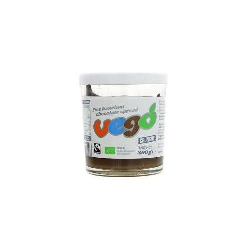 Fine Hazelnut Chocolate Spread Crunchy 200g