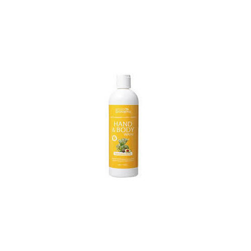 Hand & Body Wash Bush Lemon Myrtle 500ml