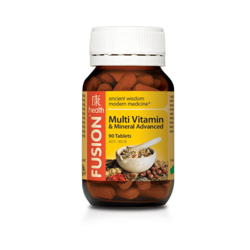 Multi Vitamin Advanced 30 Tabs