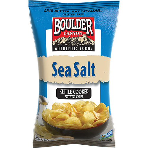 Sea Salt Chips 142g