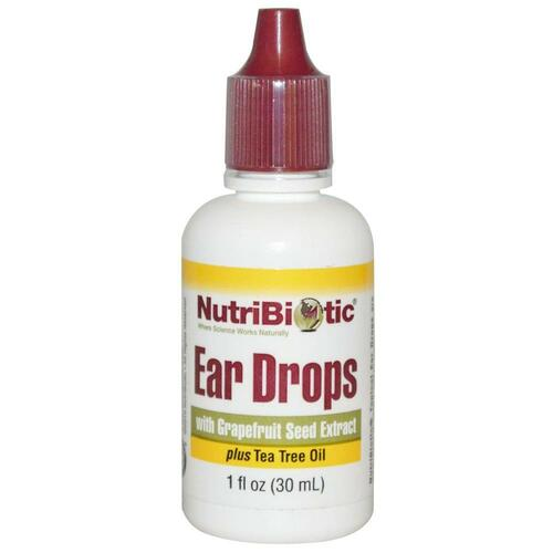 NUTRIBIOTIC Ear Drops 30ml