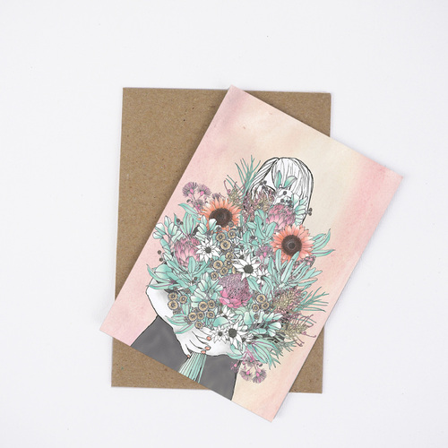 Gift Card Flower Child Small