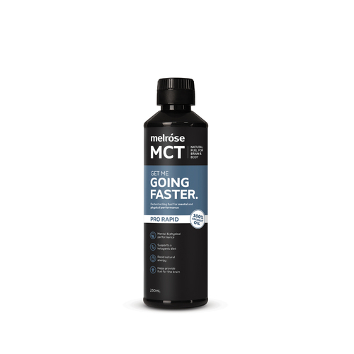 Pro Rapid MCT Oil 250ml