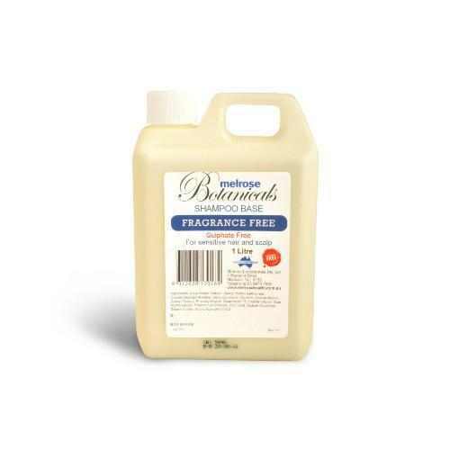 Shampoo - Sulphate & Fragrance Free 1L - Discontinued Item