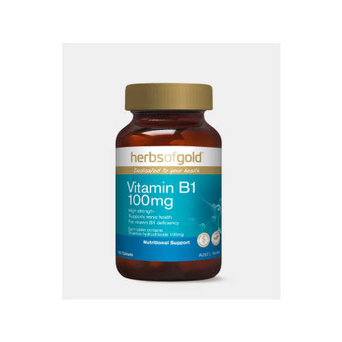 VITAMIN B1 100MG 100 Tablets