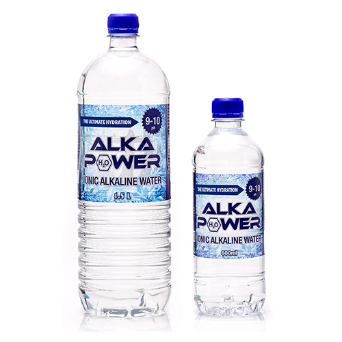 Alkaline Water 600ml