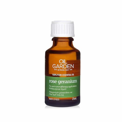 Rose Geranium 25mL