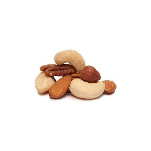 Mixed Nuts Premium Raw ORGANIC $46.70/ kg