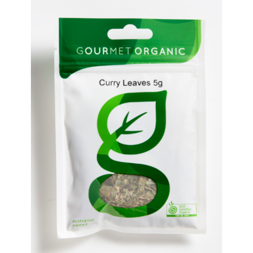 Gourmet Organic Herbs Curry Leaves 5g