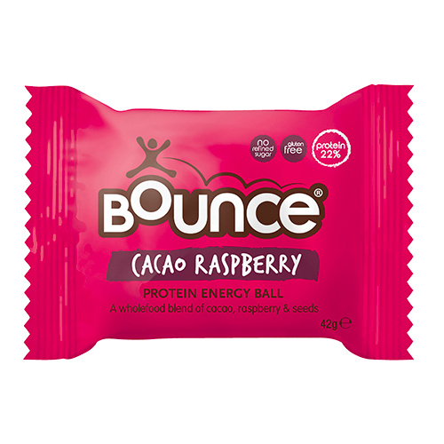 Protein Energy Ball Cacao Raspberry 42g