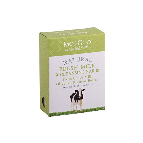 Fresh Goat's Milk Soap for Sensitive Skin 130g