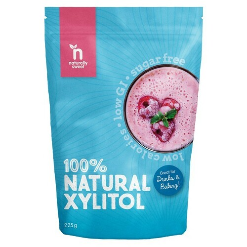 100% Natural Xylitol 225g
