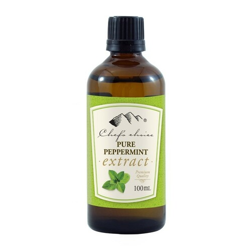 Chef's Choice Extract Range Pure Peppermint Extract 100ml