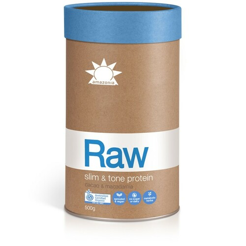 RAW - Slim and Tone Protein Cacao & Macadamia 1kg