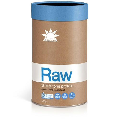 RAW - Slim/Tone Protein Coffee Espresso