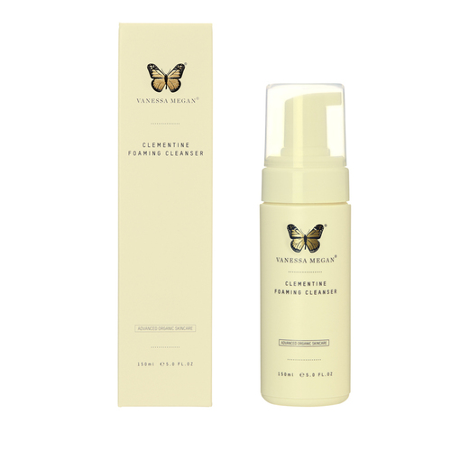 Clementine Foaming Cleanser 150ml