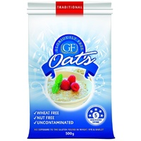 Uncontaminated Oats 500g