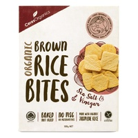 Rice Bites - Sea Salt 100g