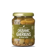 Gherkins No Added Sugar 670g