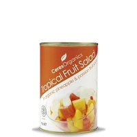 Ceres Organic Tropical Fruit Salad (can) 400g