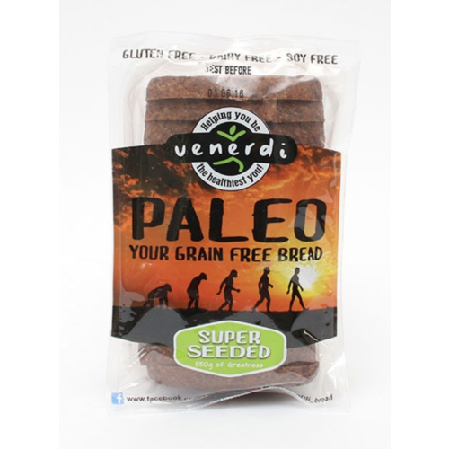 "Paleo Bread ""Super Seeded"" 550g"