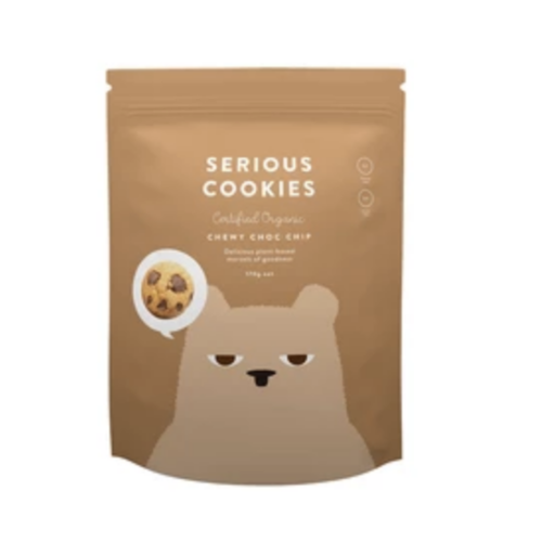 Serious Cookies Chewy Choc Chip 170g