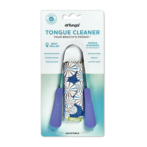 Tongue Cleaner Stainless Steel