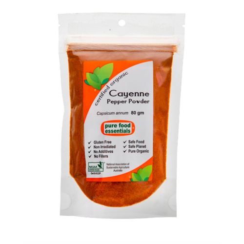 Cayenne Pepper Powder 80g
